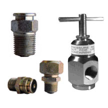 Lubrication Fittings, Adapters, and Tools